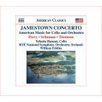 Jamestown Concerto American Music for Cello & Orchestra