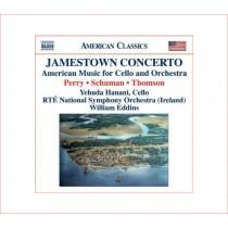 Jamestown Concerto American Music for Cello & Orchestra